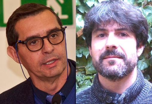 Jorge Olcina and Juan Javier Miró, authors of the study