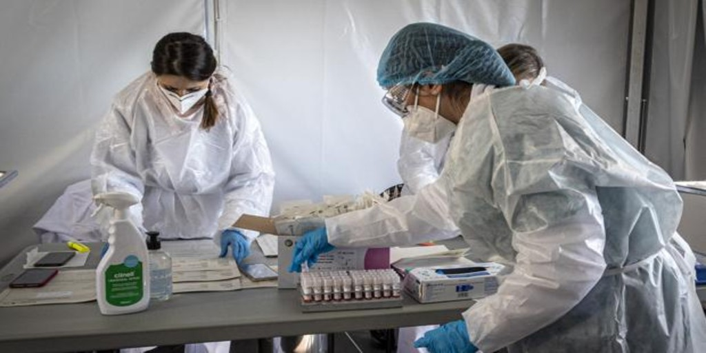Coronavirus en Valencia: la incidencia crece un 94 por ciento en enero y se dispara hasta los 760,13 casos