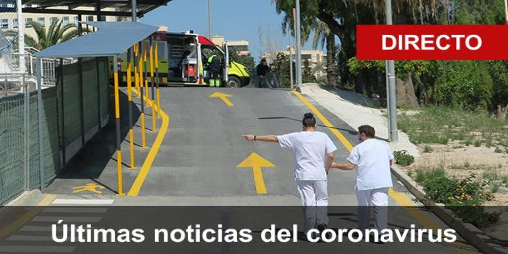 Coronavirus Valencia en directo: récord de contagios con los hospitales más saturados del país