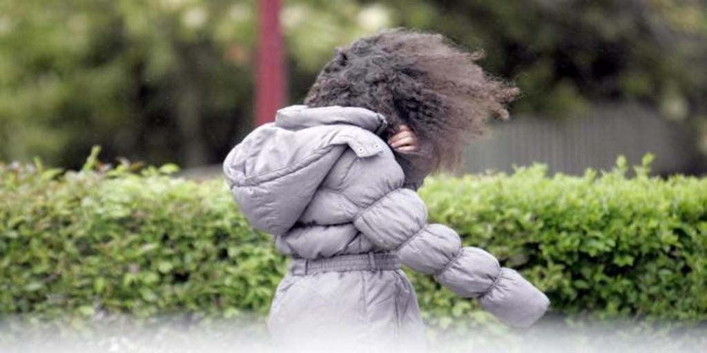 Hortensia deja rachas de viento de 124 kilómetros por hora en Villadepera y Valladolid