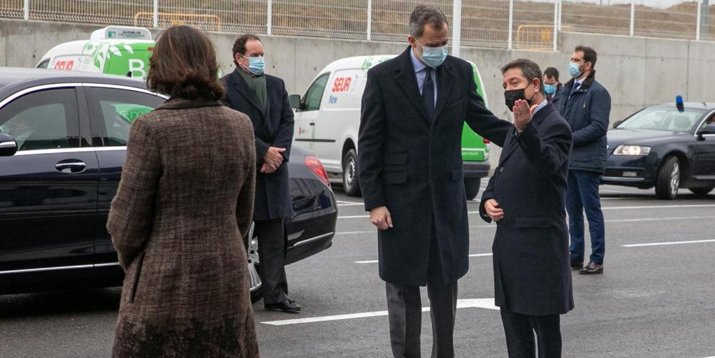 La Junta, a la captura de empresas que quieren regresar a España