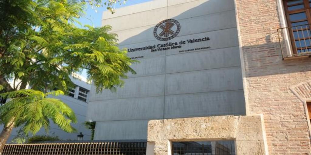 Coronavirus en Valencia: la Universidad Católica suspende durante un mes las clases presenciales