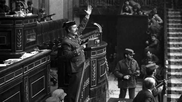 El 23-F, minuto a minuto | ABC reconstruye en directo el golpe de Estado de 1981