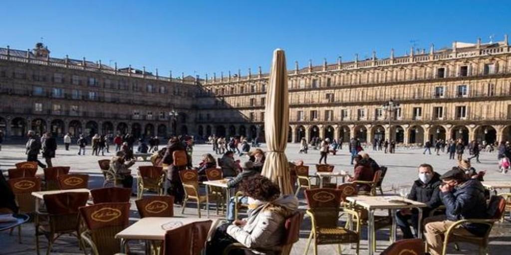 Castilla y León plantea una desescalada por provincias con la ocupación de las UCI como clave