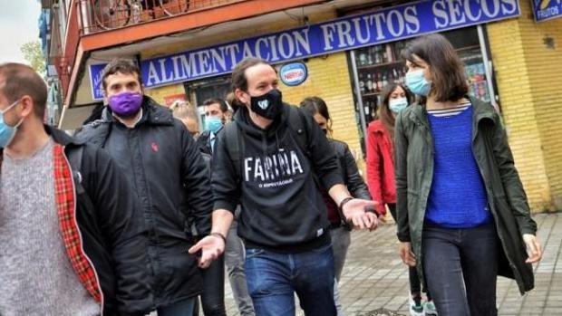 Iglesias pide una indemnización de 5.316 euros mensuales como exvicepresidente
