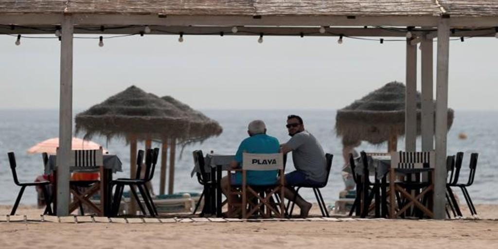 El coronavirus registra el dato diario más alto en Valencia desde marzo en vísperas de la retirada de la mascarilla