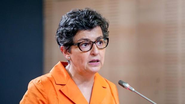 Arancha González Laya, la ministra a la que la crisis de Marruecos le vino  grande