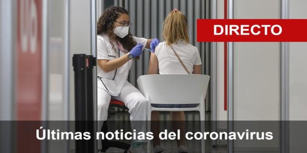 Coronavirus Valencia hoy: la Generalitat decidirá si implanta el pasaporte covid cuando acabe la vacunación