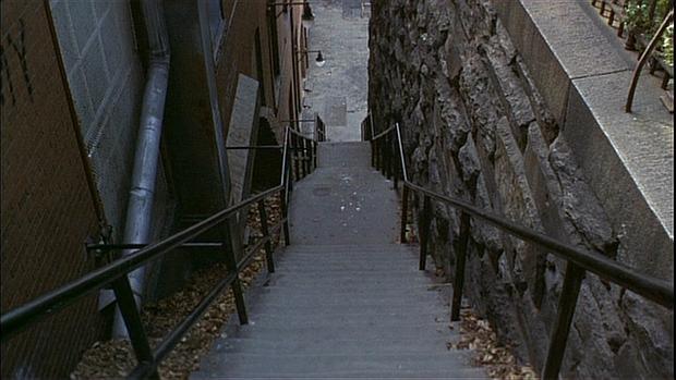 Las célebres y siniestras escaleras por las que se arrojó el padre Karras