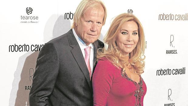 Matthias Kühn y Norma Duval