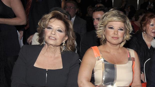 María Teresa Campos y su hija Terelu