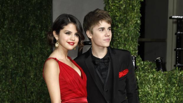 Selena Gómez y Juston Bieber