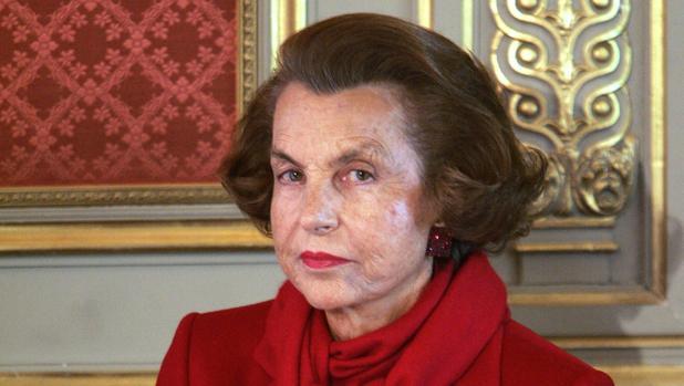 Muere Liliane Bettencourt, la mujer más rica del mundo