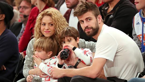 Ser hijo de Gerard Piqué y Shakira no resulta tarea fácil