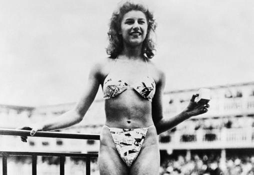 98d197977b85 Día Mundial del Bikini: Cada vez menos tela y más explosivo: Así ha ...