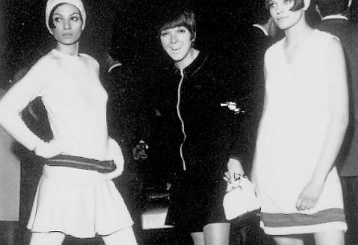 1ef4ce954 La minifalda celebra su 50 aniversario: Así ha evolucionado la falda ...