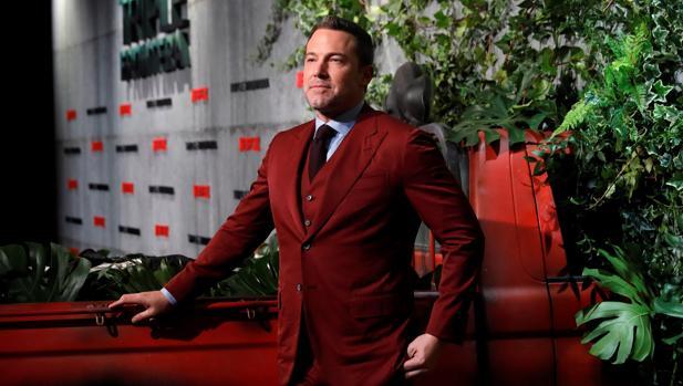 """Ben Affleck, en la alfombra roja de """"Triple Frontera"""""""