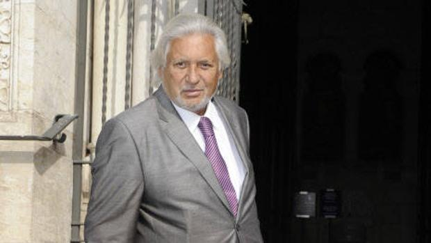 Marc Ostarcevic, exmarido de Norma Duval