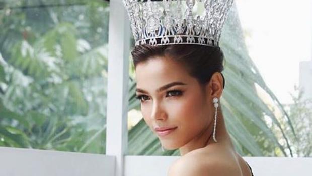 Jennifer Paweensuda Drouin, ganadora Miss Tailandia 2019