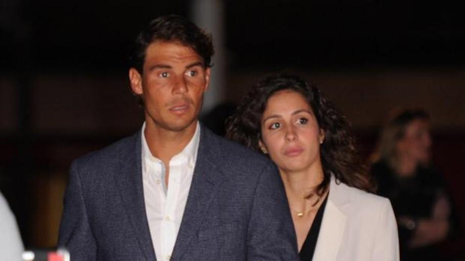 La novia de Rafa Nadal celebra su último verano de soltera