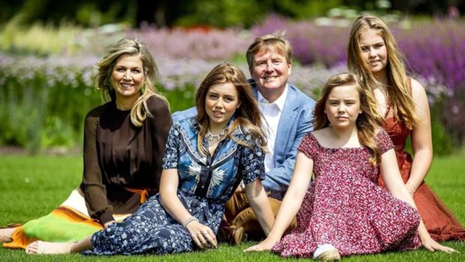 El posado veraniego de la Familia Real de Holanda