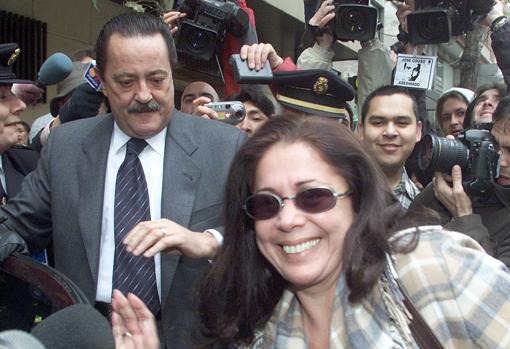 Julián Muñoz e Isabel Pantoja