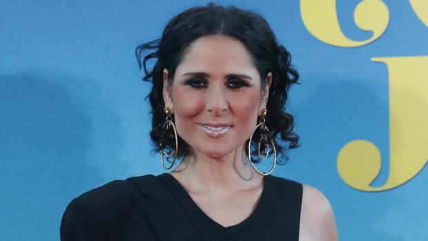 La cantante Rosa López