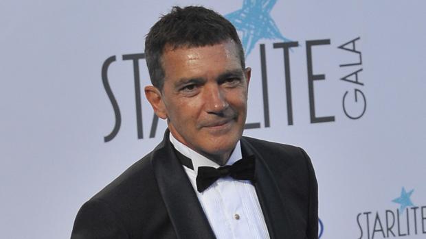 Antonio Banderas en la gala Starlite 2019