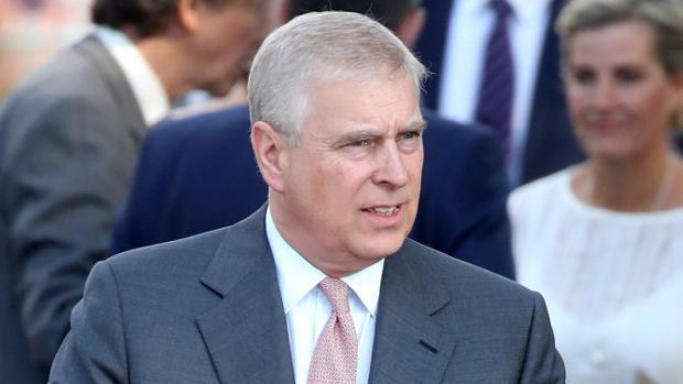 El Príncipe Andrés