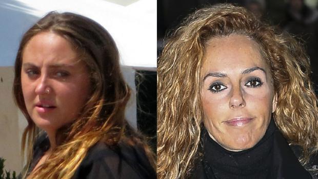 Rocío Flores y Rocío Carrasco