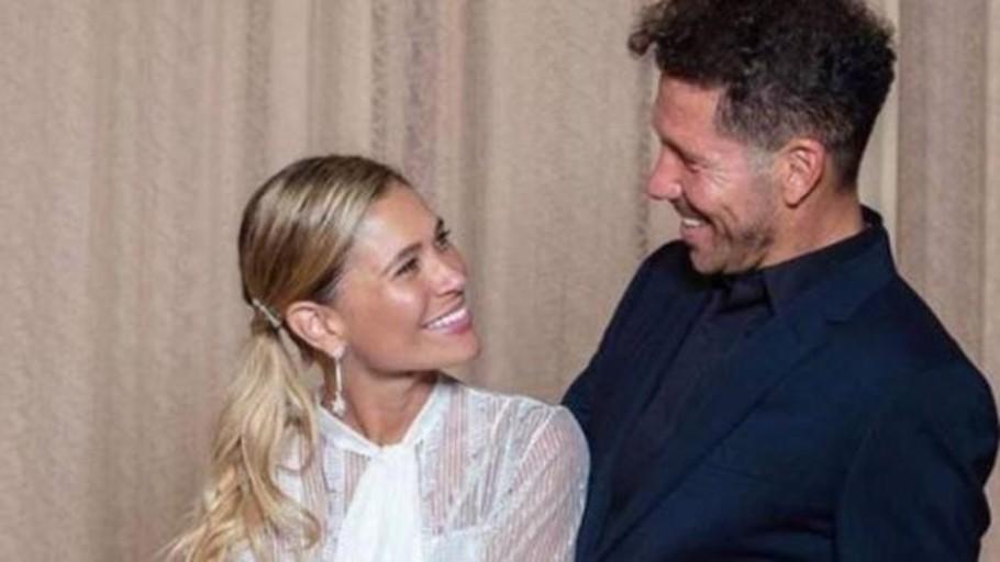 Así ha sido la segunda boda de Simeone con Carla Pereyra en la Toscana
