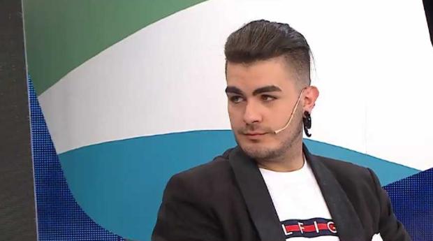 Santiago Lara, supuesto hijo de Diego Maradona