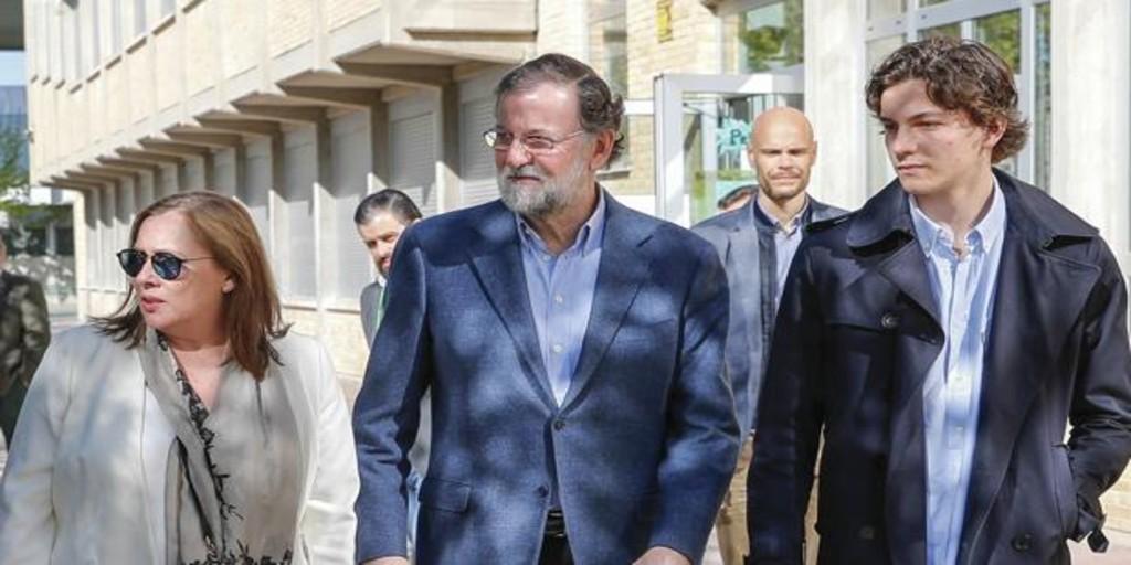 Mariano Rajoy Jr., discreto, buen estudiante y apasionado de la vela