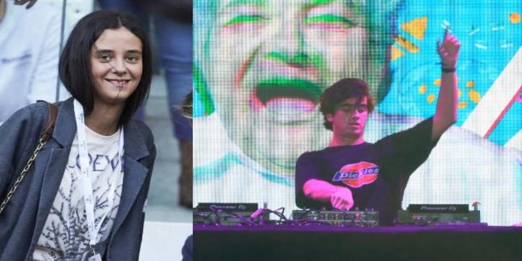 Vic Marichalar y Barce, un amor fraguado en la cabina del DJ