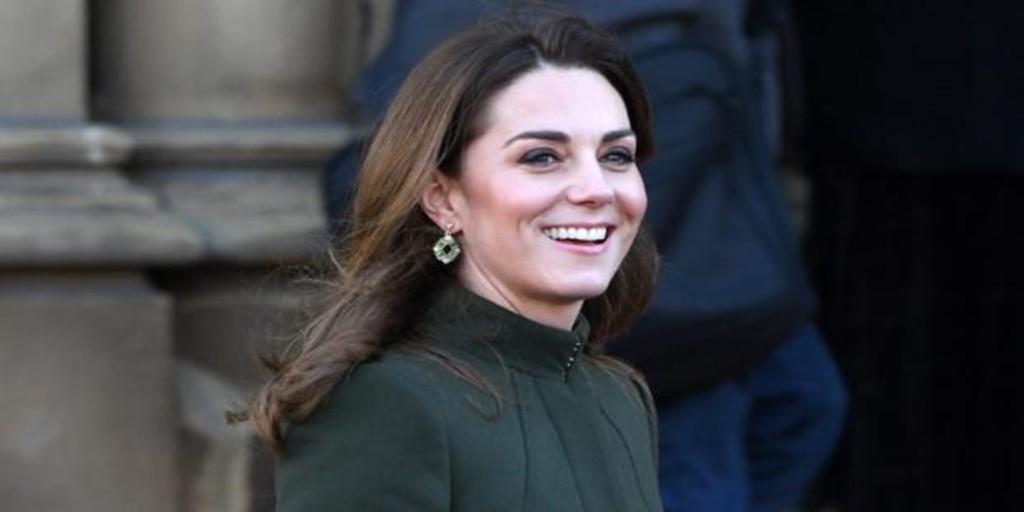 Catalina de Cambridge reaparece tras la «crisis» con un vestido de 19 euros de Zara