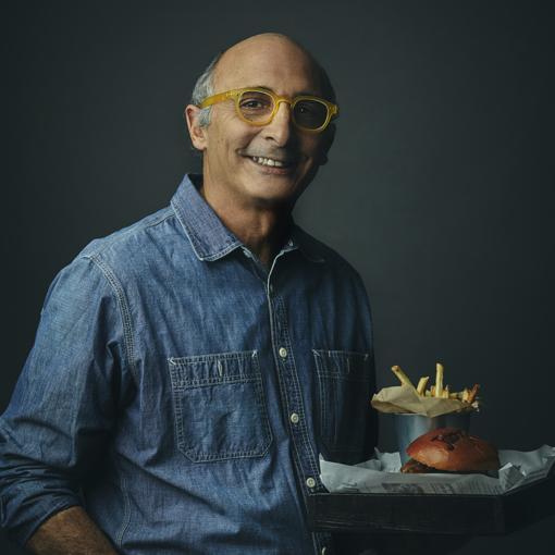 Juan Carlos Aoun, fundador de la marca de hamburgueserías Juanchi's