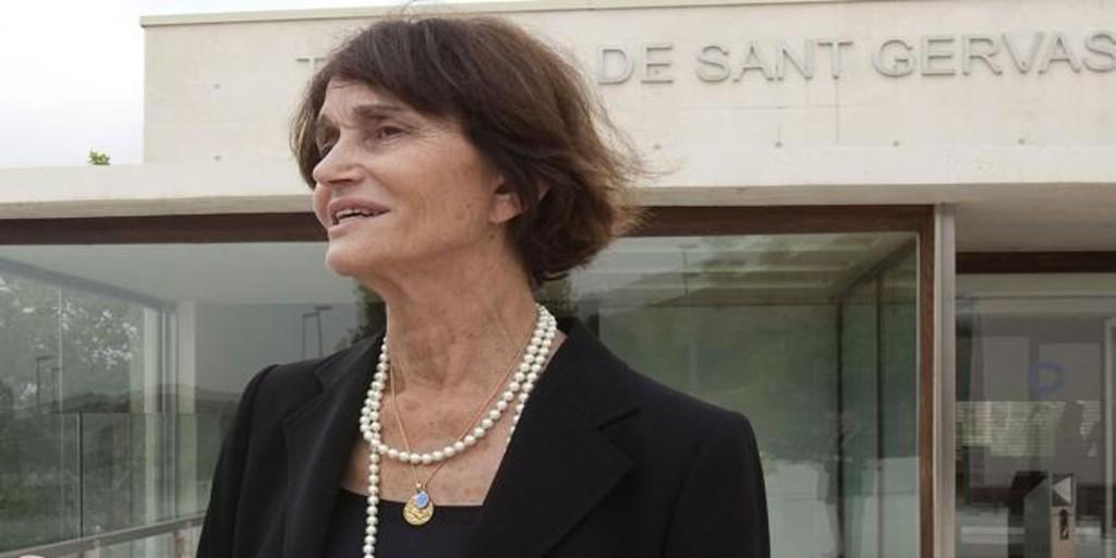 Muere por coronavirus María Teresa de Borbón-Parma, la «princesa roja»