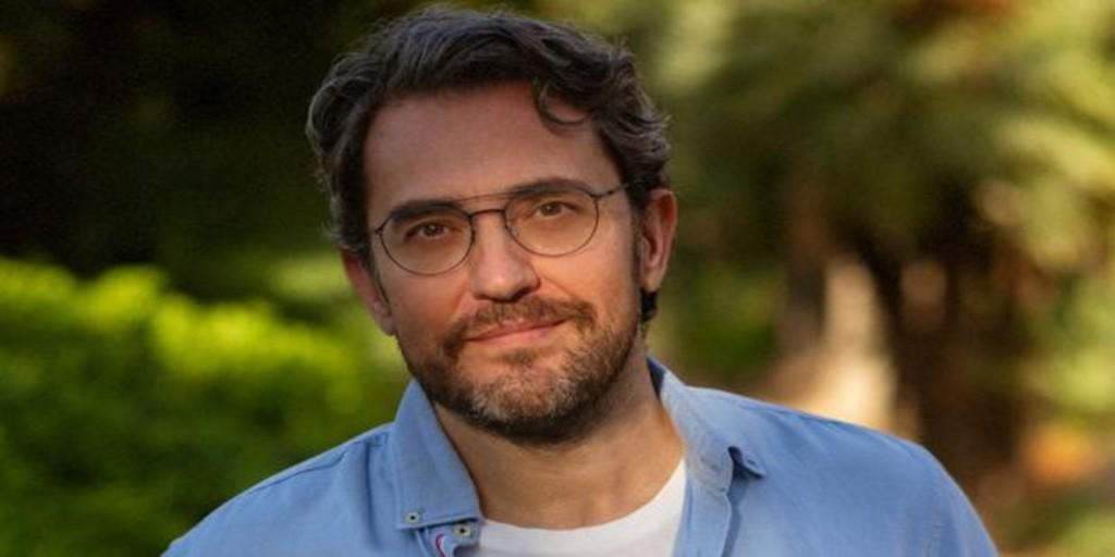 Máximo Huerta: «Me he pasado todo el día 'empastillado' felizmente durante el confinamiento»