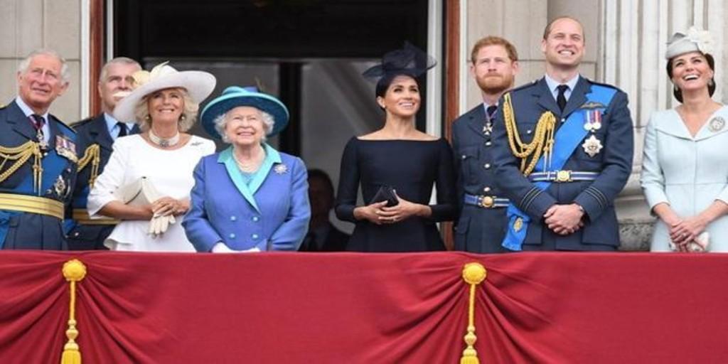 La Familia Real británica se incorpora a la biblia de la moda
