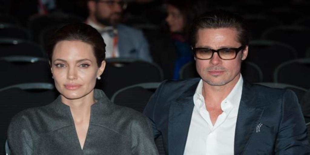 El contraataque de Angelina Jolie en su divorcio de Brad Pitt