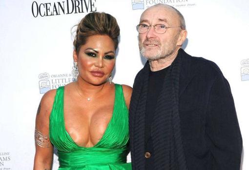 La doble guerra de Phil Collins en los tribunales: demanda a su exmujer y a Donald Trump