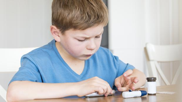 Resultado de imagen para medicion de diabetes en niños