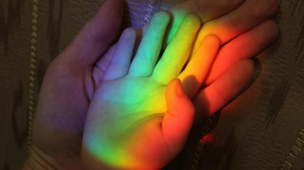 Lo Que Supone La Llegada A Casa De Un Bebé Arcoíris