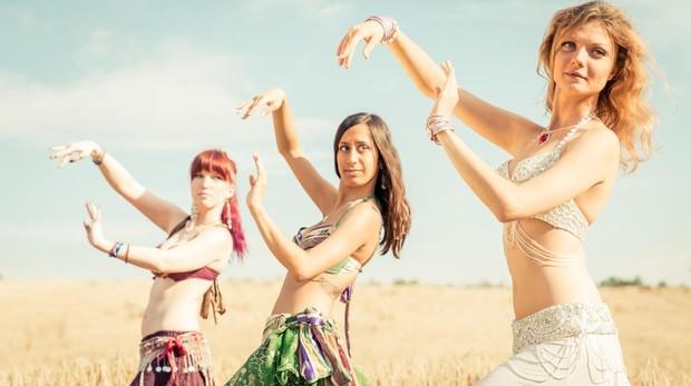 La danza Bollywood tiene beneficios para el cuerpo y la mente.