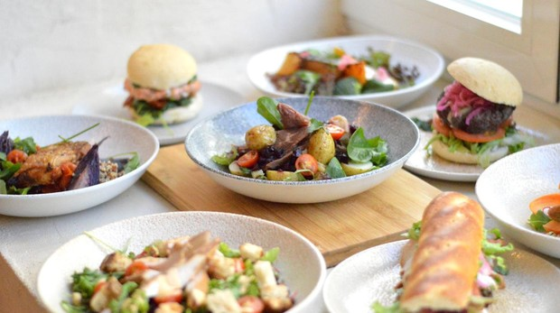 La variedad de la oferta gastronómica, seña de identidad de Batavia.
