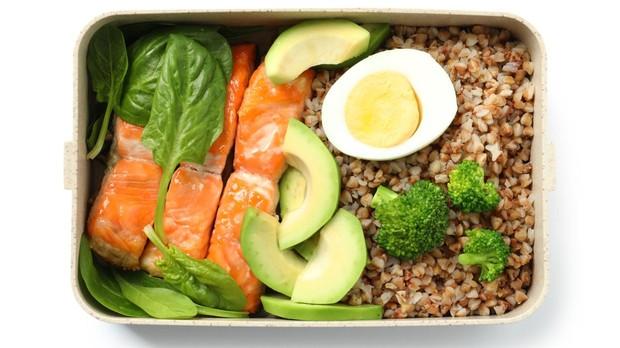 menus semanales de comida saludable