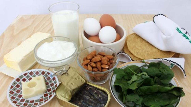 productos con calcio y vitamina d