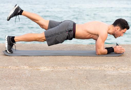 Para que sirve el ejercicio de la plancha