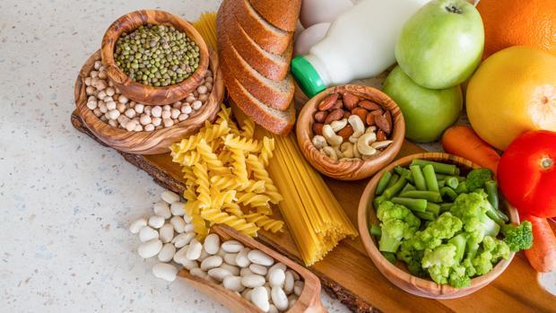 Los alimentos con fibra tienen una mayor capacidad saciante