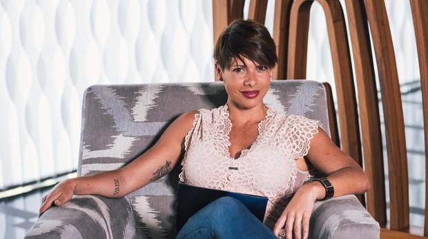 Nessita Arauz es autora de «Escuela de Valientes»